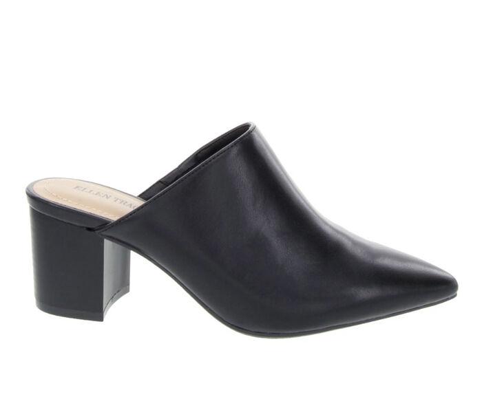 Women's Ellen Tracy Emma Mule Heels