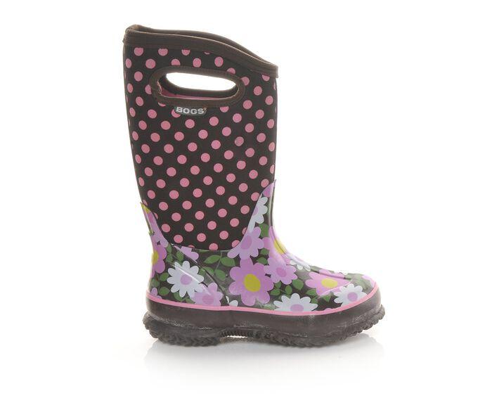 Girls' Bogs Footwear Classic Flower Dot 10-6 Winter Boots