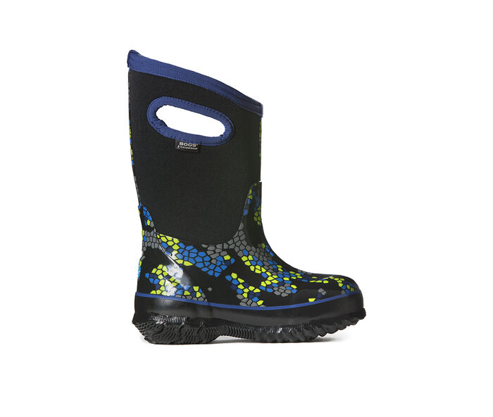 Boys' Bogs Footwear Toddler & Little Kid & Big Kid Classic Axel Rain Boots