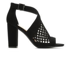 Women's Y-Not Beehive Heeled Sandals