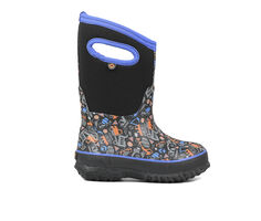 Boys' Bogs Footwear Toddler/Little Kid/Big Kid Classic Constrution Boots