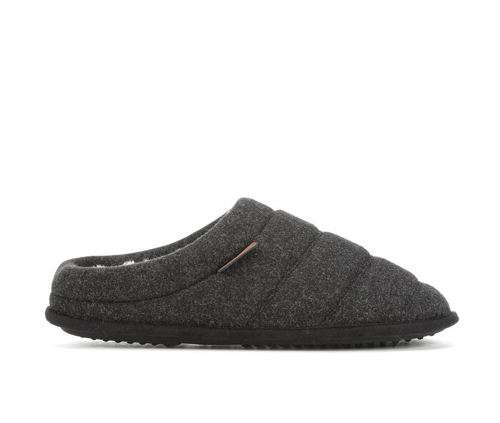 Dearfoams Asher Quilted Clog Slippers