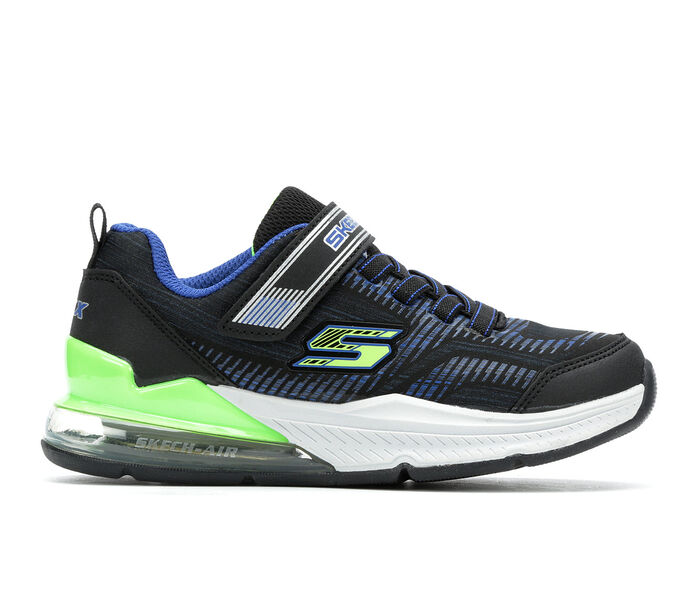 Boys' Skechers Skech-Air Blast Tallix 10.5-5 Running Shoes
