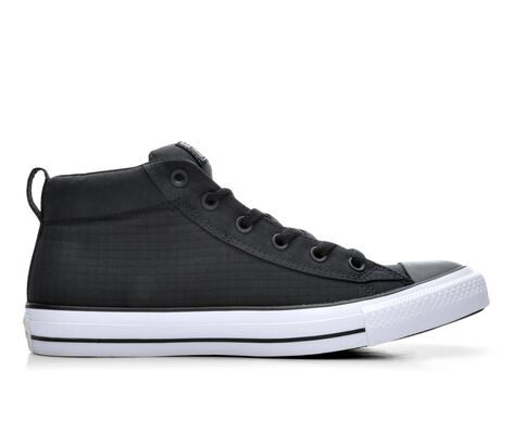 Adults' Converse Chuck Taylor All Star Street Ripstop Mid Sneakers