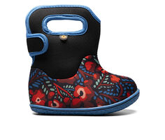 Kids' Bogs Footwear Toddler Super Flower Rain Boots