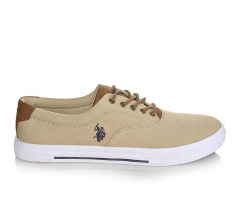 Men's US Polo Assn Skip In Canvas SC Casual Shoes