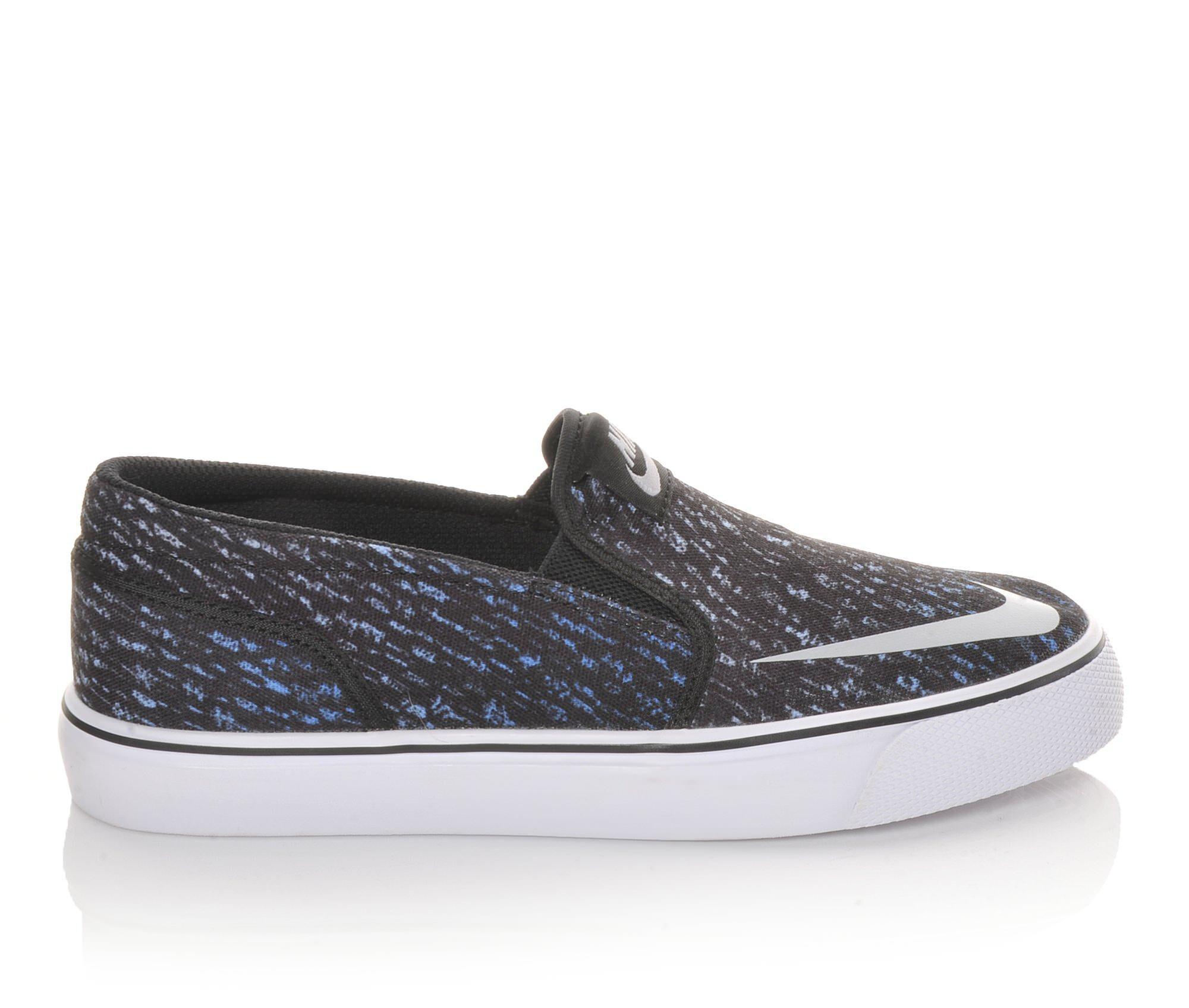 big sale 973cd f547e ... closeout boys nike toki slip on print 3.5 7 skate shoes shoe carnival  fe87f 780cb