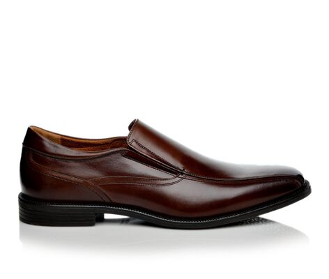 Men's Florsheim Portico Bike Toe Slip On Dress Shoes