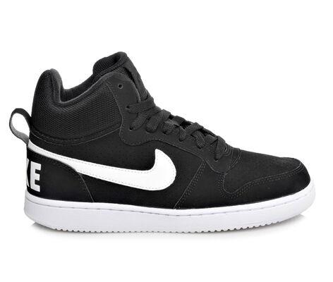Women 39 S Nike Court Borough Mid Basketball Shoes