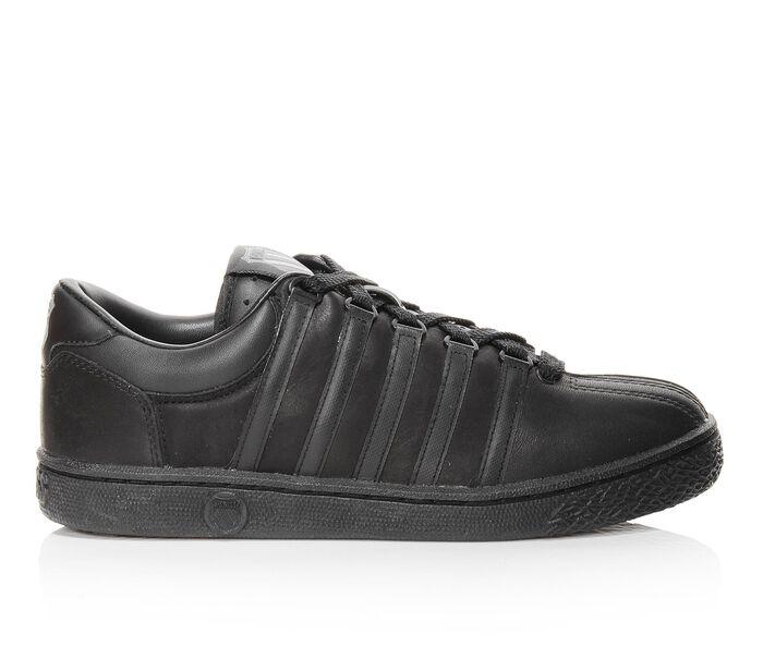 Kids' K-Swiss Little Kid Classic Black Retro Sneakers