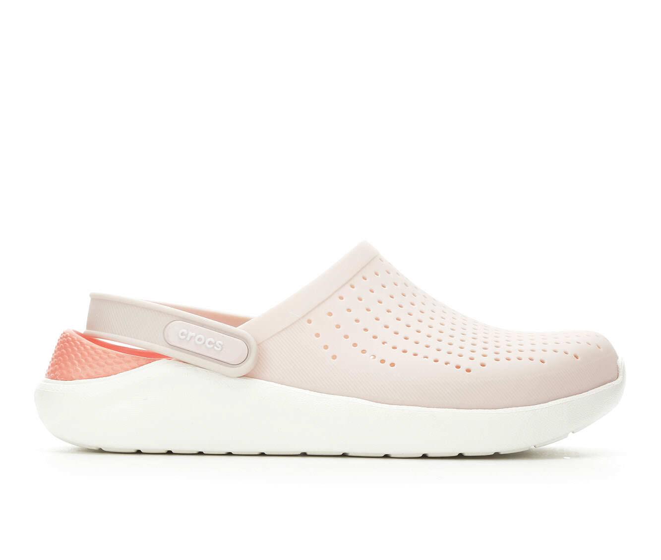 Women's Crocs LiteRide Clog Barely Pink/EWH