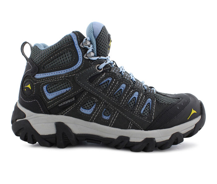 Women's Pacific Mountain Blackburn Mid Waterproof Hiking Boots