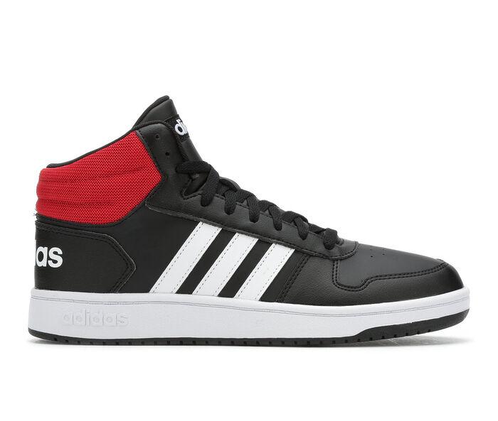 Men's Adidas Hoops 2.0 Mid Sneakers
