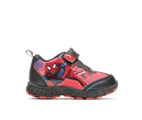 Boys' Marvel Spiderman Webs 3 Light-Up Shoes