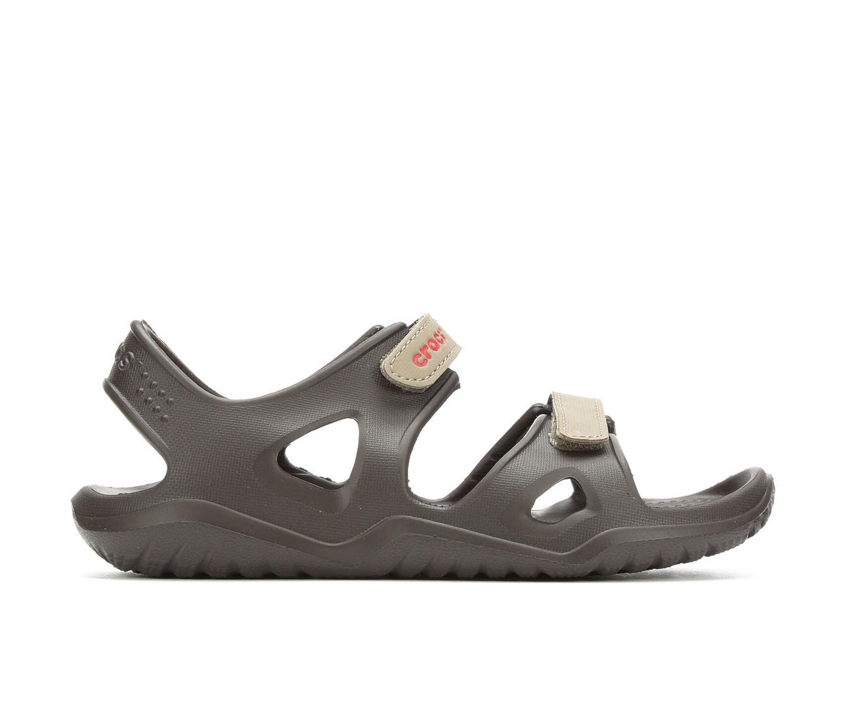 64085facedf Boys  Crocs Little Kid Swiftwater River Sandal