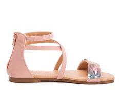 Girls' Olivia Miller Little Kid & Big Kid Destiny Blush Sandals
