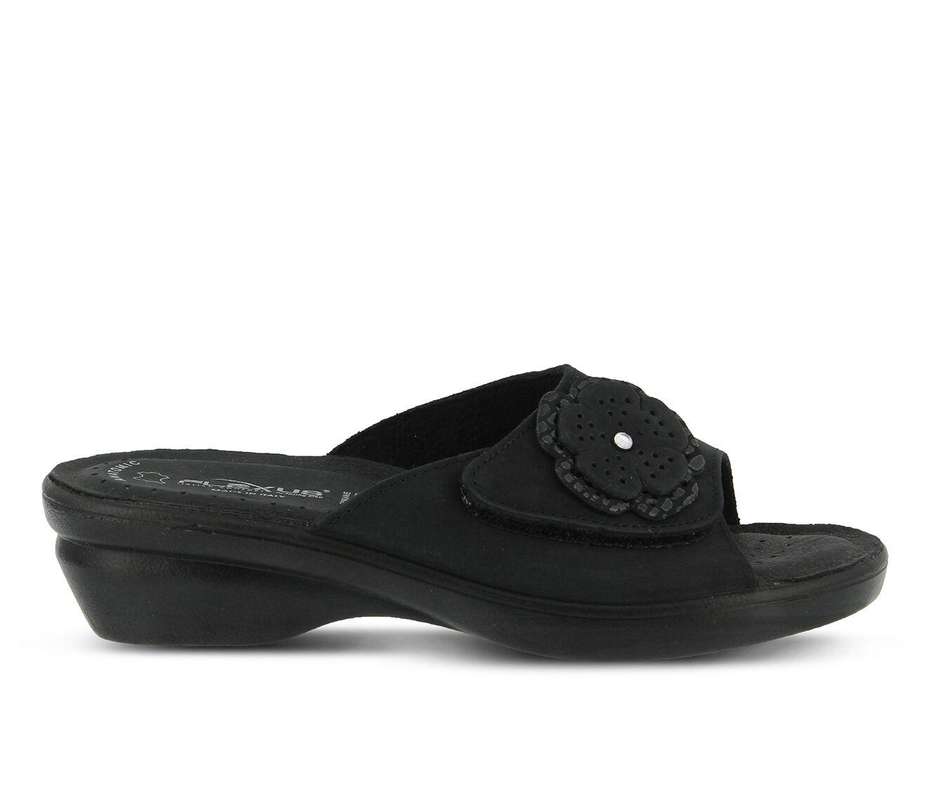 Women's FLEXUS Fabia Sandals Black