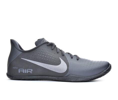 Men's Nike Air Behold Low Nubuck Basketball Shoes