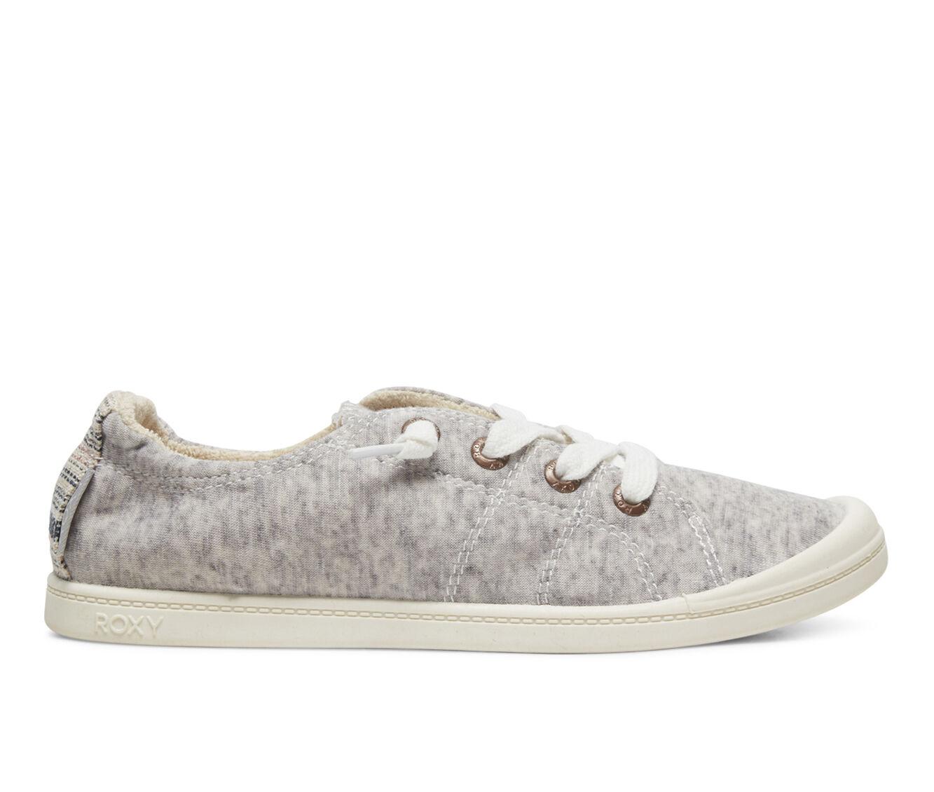 Women's Roxy Bayshore Sneakers Heather Grey