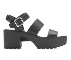 Women's Madden Girl Carter Platform Sandals