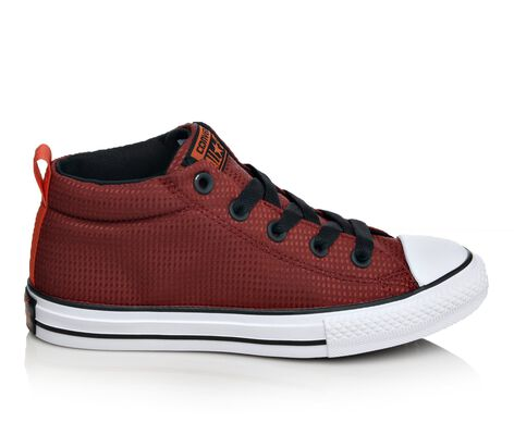Boys' Converse Chuck Taylor All Star Mid Nylon Sneakers
