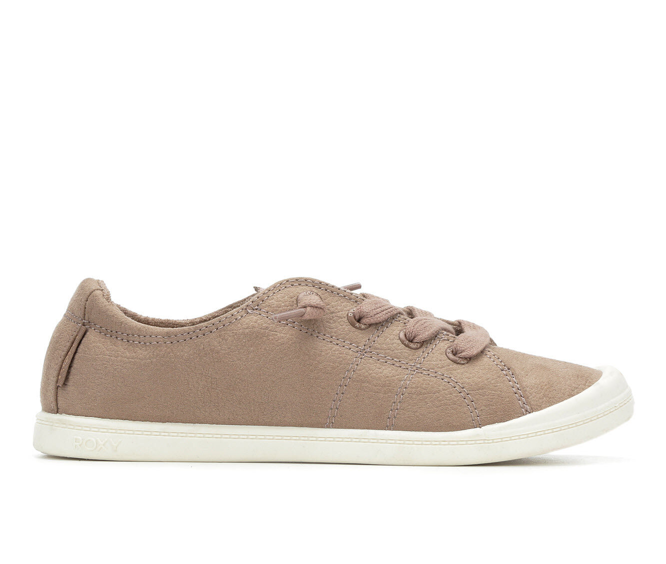purchase comfortable Women's Roxy Bayshore Sneakers Granite Pebble