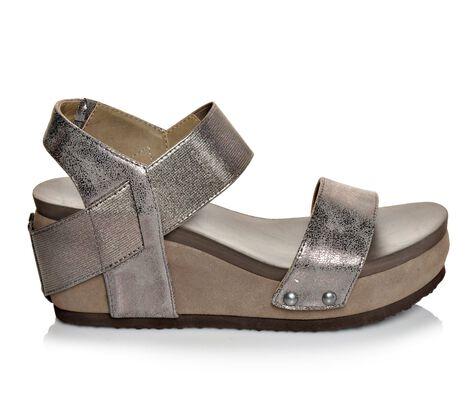 Women's Axxiom Evian Platform Wedge Sandals