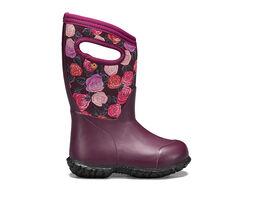 Girls' Bogs Footwear Little Kid & Big Kid York Water Roses Rain Boots