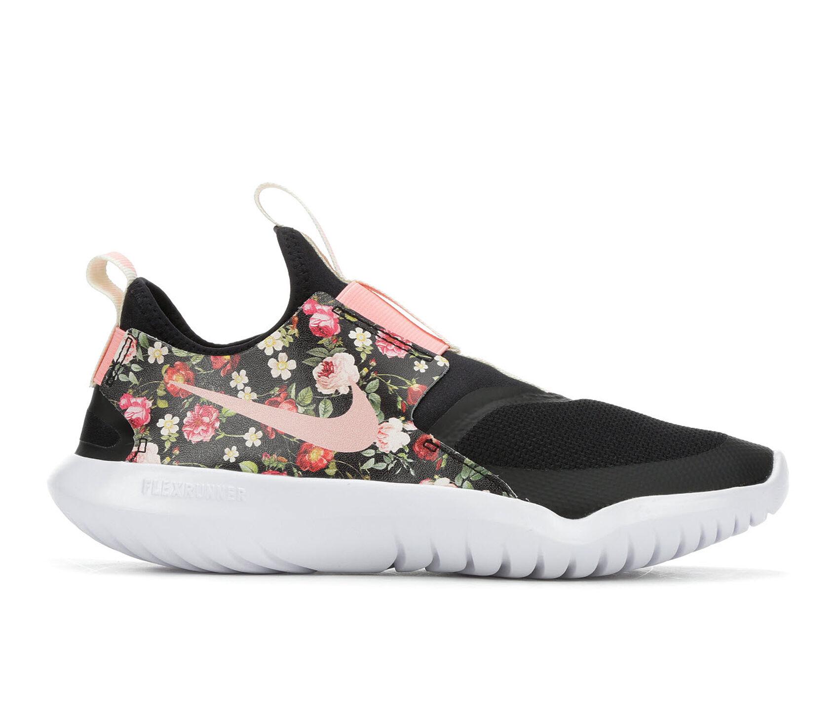 nouveau style ffd01 53a37 Girls' Nike Big Kid Flex Runner Running Shoes