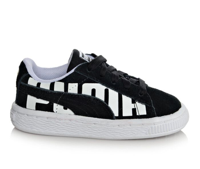 Boys' Puma Infant Suede Classic Big Logo Athletic Shoes