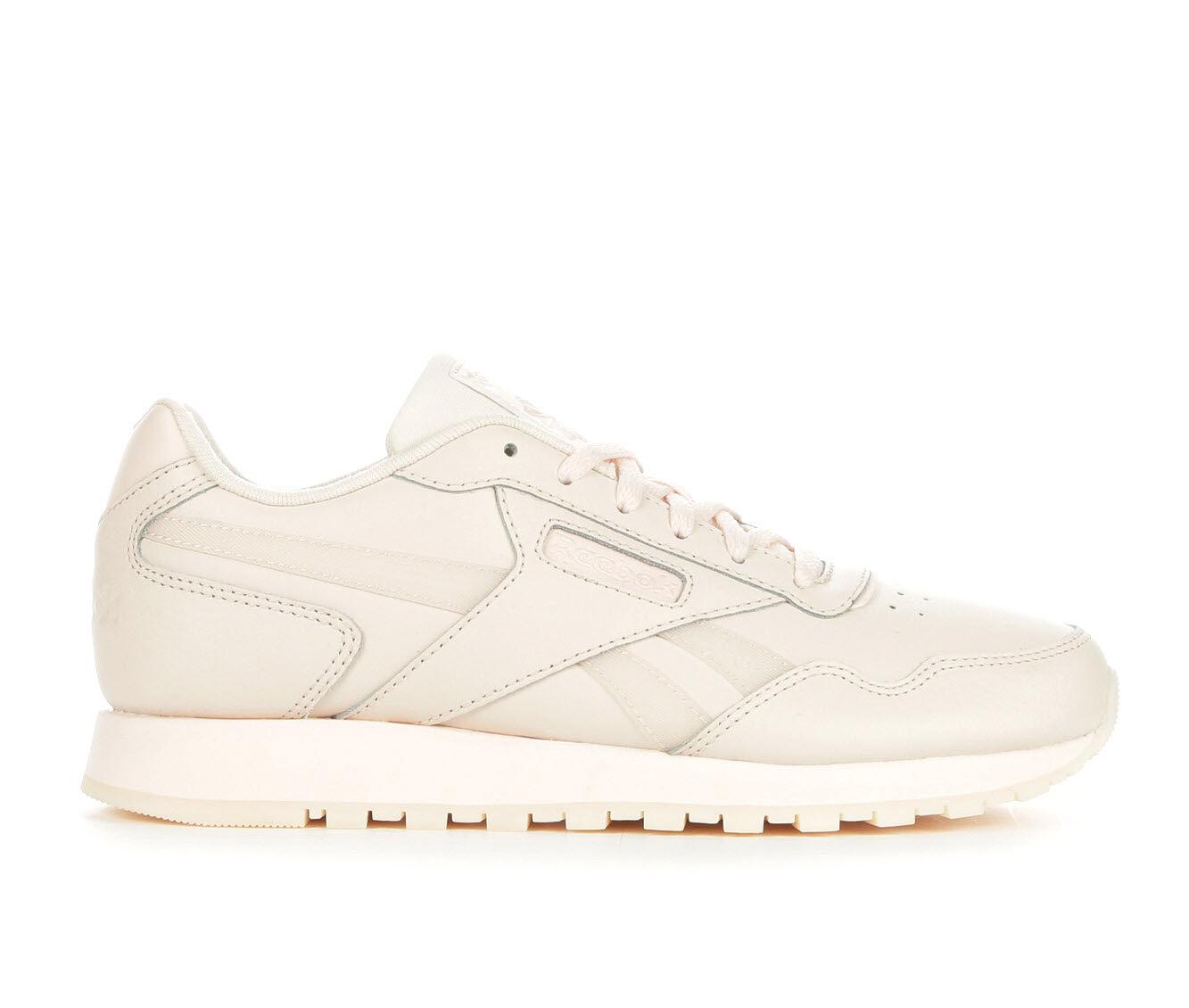 Women's Reebok Classic Harman Run Retro Sneakers Pale Pink/Ice