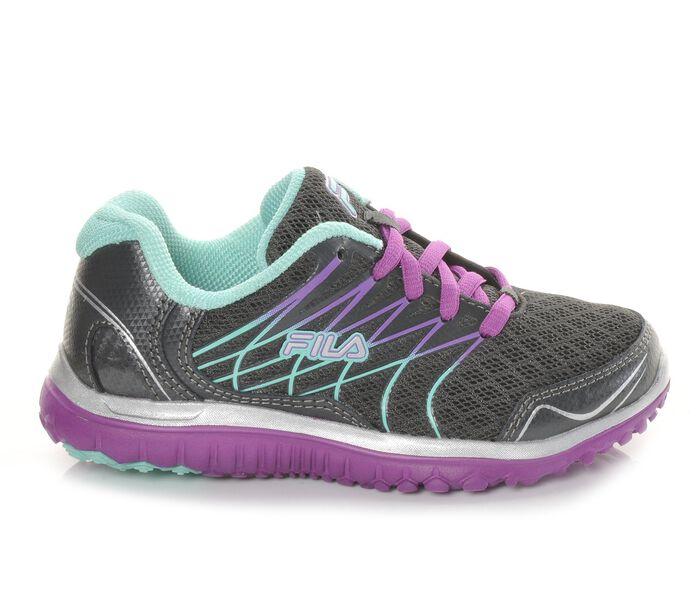 Girls' Fila Swept 10.5-7 Running Shoes