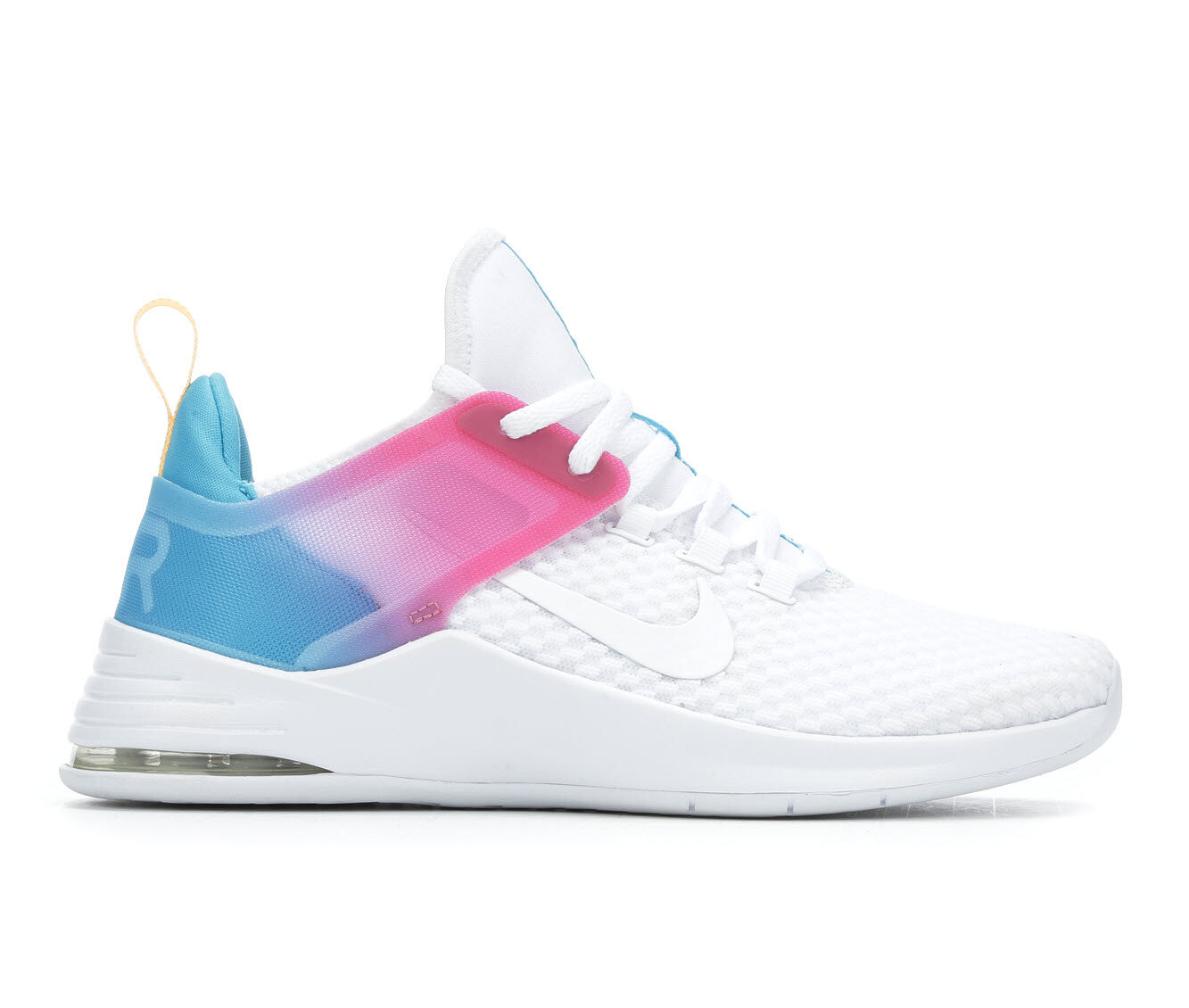 Women's Nike Air Bella TR 2 Training Shoes White/Blue/Pink