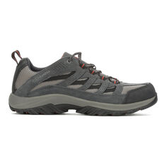 Men's Columbia Crestwood Low Waterproof Hiking Boots