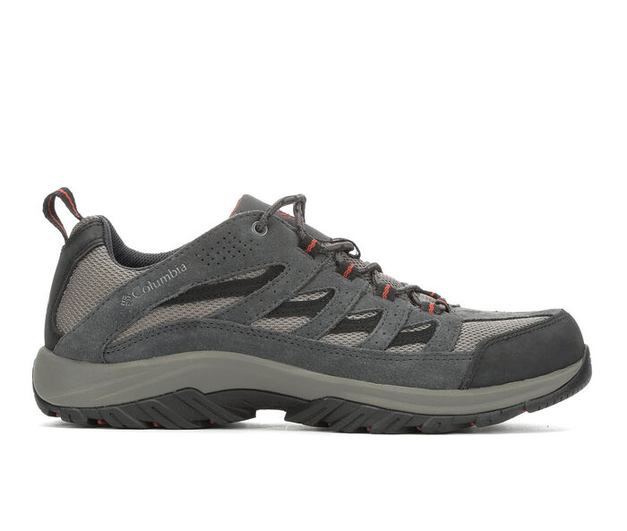 Men's Columbia Crestwood Low Waterproof Hiking Boots