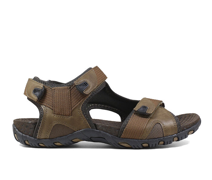 Men's Nunn Bush Rio Bravo Three Strap River Sandal Outdoor Sandals