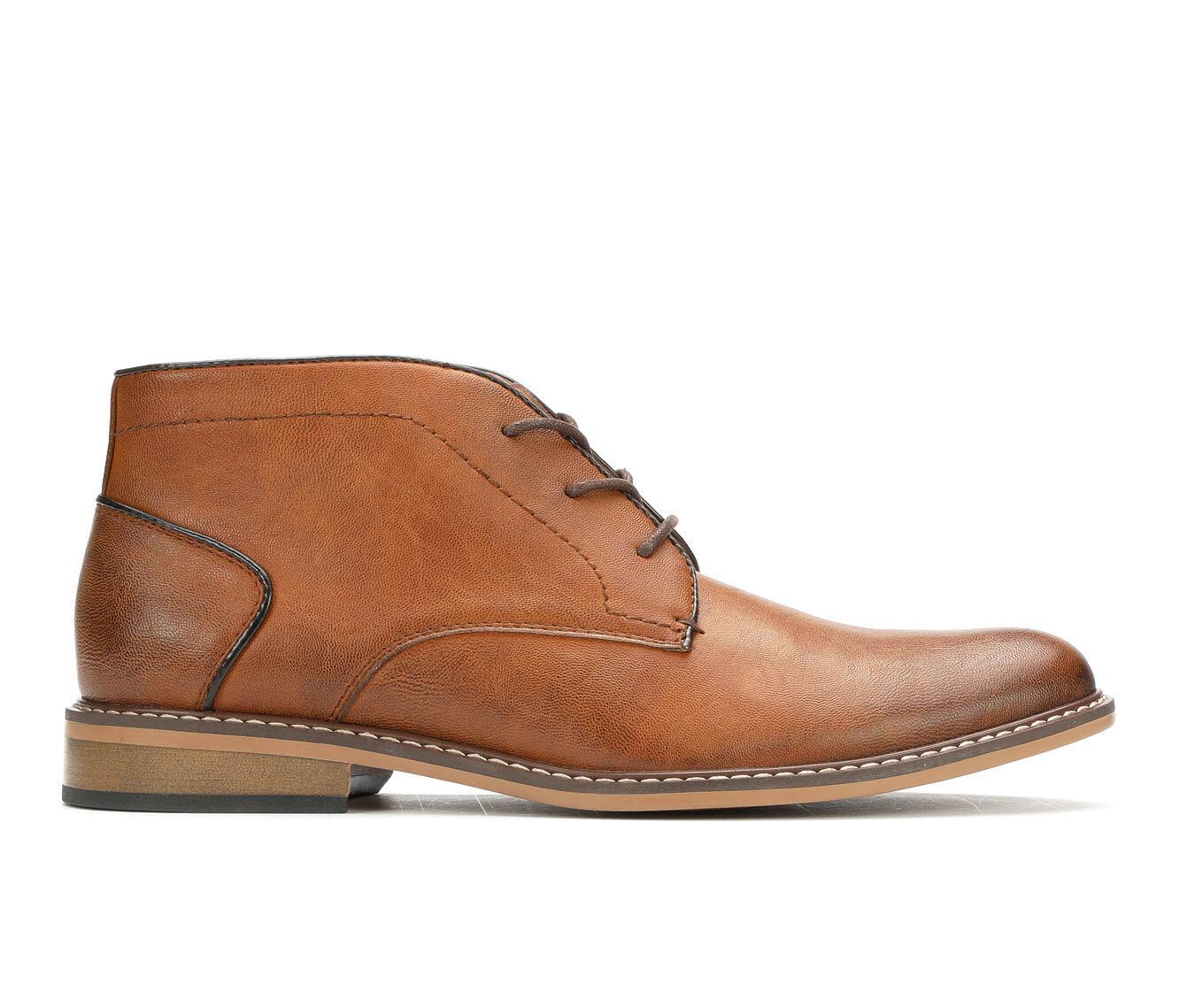 Men's Madden Alakk Chukka Boots Cognac