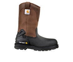 Women's Carhartt CMP1259 Insulated Steel Toe Pull-On Work Boots
