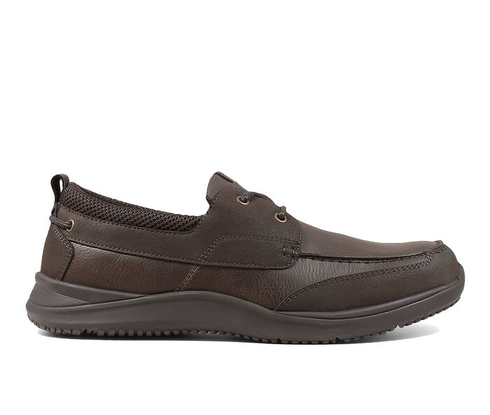 Men's Nunn Bush Conway Moc Toe Boat Shoe Boat Shoes