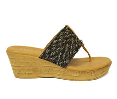 Women's Italian Shoemakers Angeles Wedges