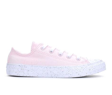 Girls' Converse CTAS Speckled Outsole Ox 10.5-3 Sneakers