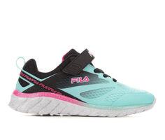 Girls' Fila Little Kid & Big Kid Galaxia 3 Running Shoes