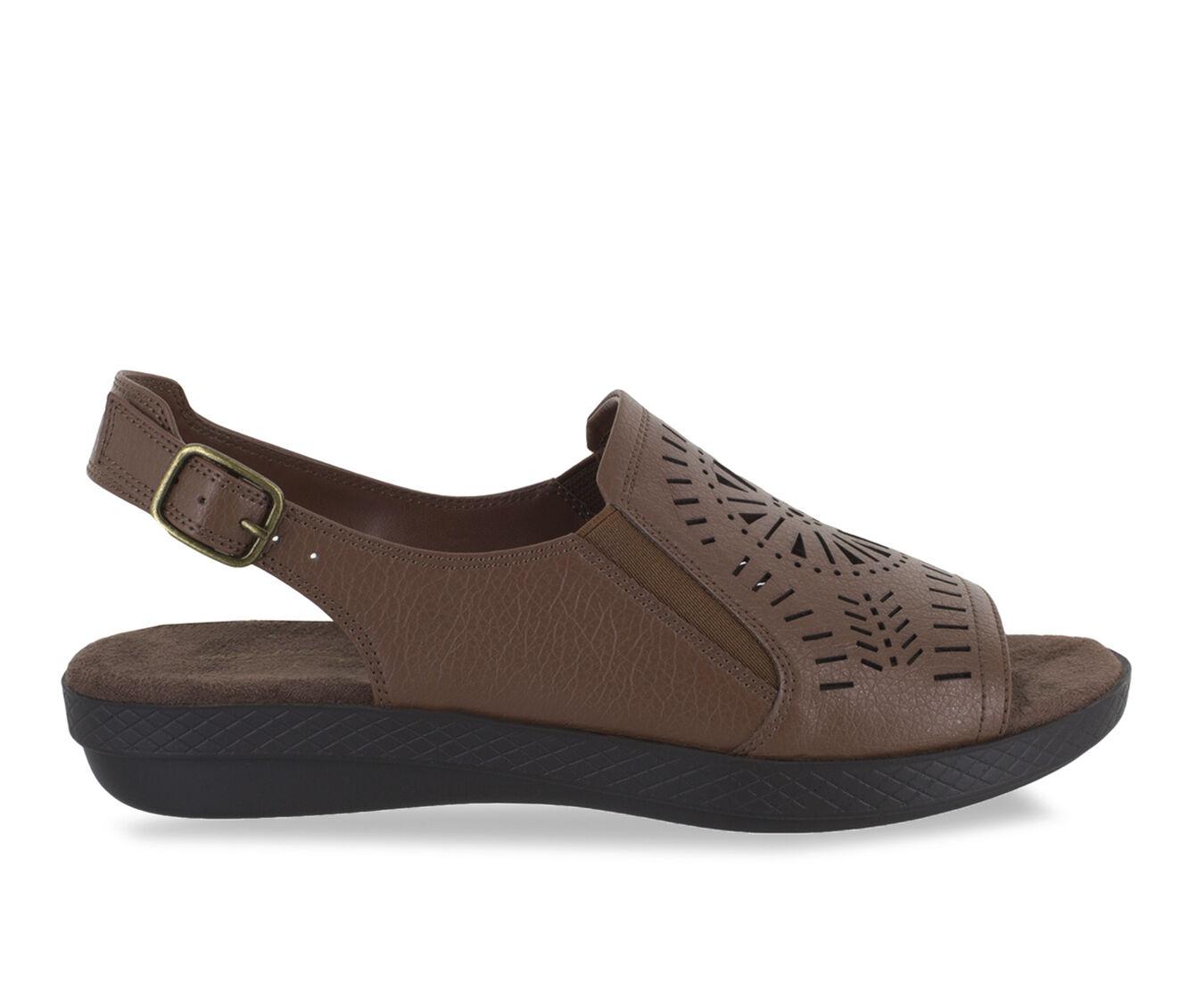 Women's Easy Street Rose Sandals Tan