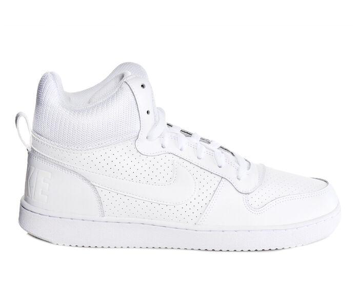 Women's Nike Court Borough Mid Basketball Shoes