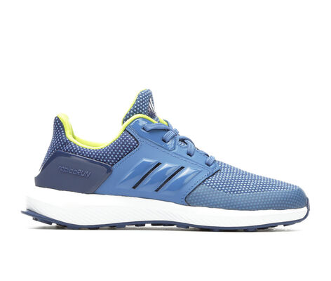 Boys' Adidas Rapidarun K 10.5-7 Running Shoes