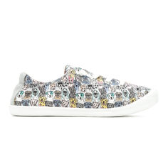 Women's BOBS Pastel Paws 113126 Slip-On Sneakers