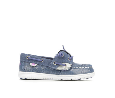 Girls' Sperry Infant Shoresider 5-12 Boat Shoes