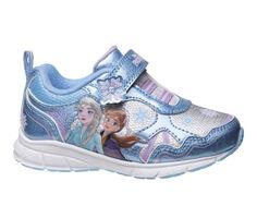 Kids' Disney Toddler & Little Kid Frozen 2 Blue Sneakers