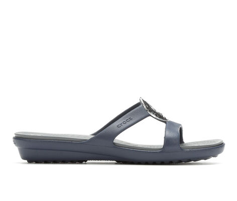 Women's Crocs Sanrah Hammered Sandals