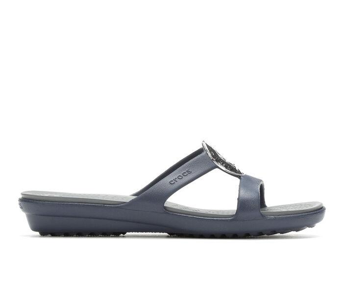 Women's Crocs Sanrah Hammered Sandals